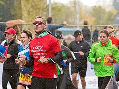 Бег сильных в поддержку слабых,<br> или Как превратить спорт во благо