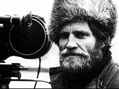 Поздравления заслуженному деятелю искусств РСФСР<br>А.Д. Заболоцкому с 85-летием со дня рождения