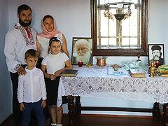 Memorial house of Romanian Elder Sofian Boghiu consecrated in his native village (+VIDEO)