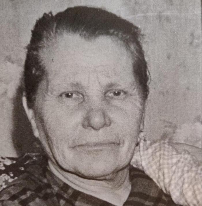 Бабушка - Матрена Федоровна Журавлева