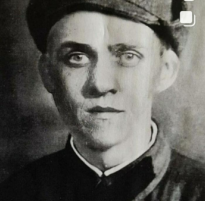 Дед по отцу - Стеняев Иван Иванович
