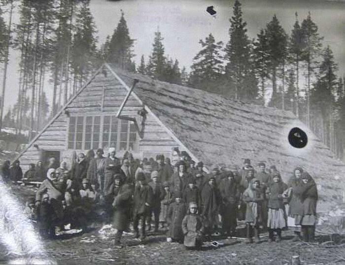 Спецпереселенцы в Сибири