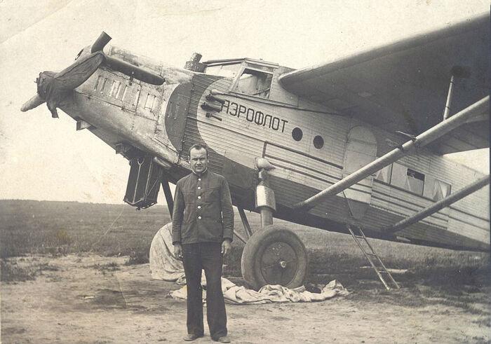 К-5 - Флагман советской авиации в тридцатые годы