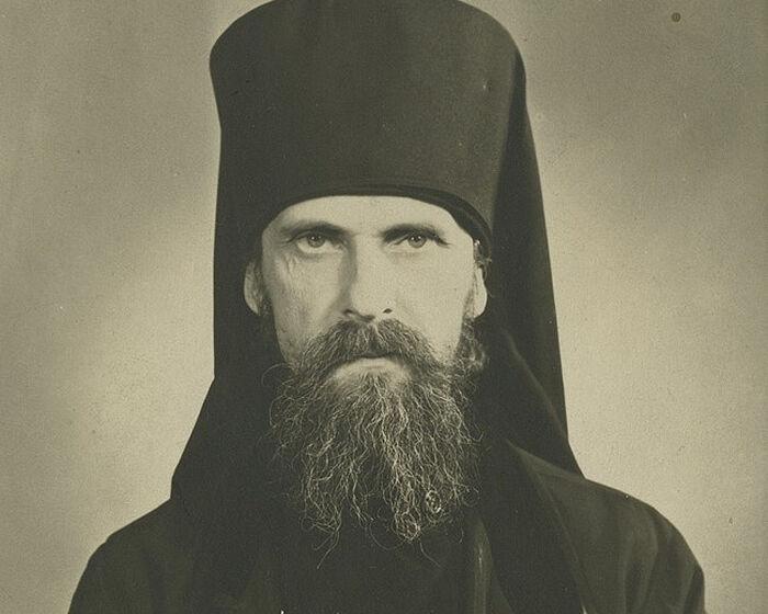 Архиепископ Виталий (Устинов) в 1959 году
