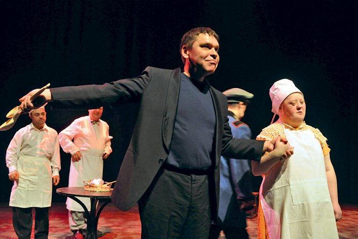 Игорь Неупокоев, создатель «Театра Простодушных», многолетний прихожанин Сретенского монастыря