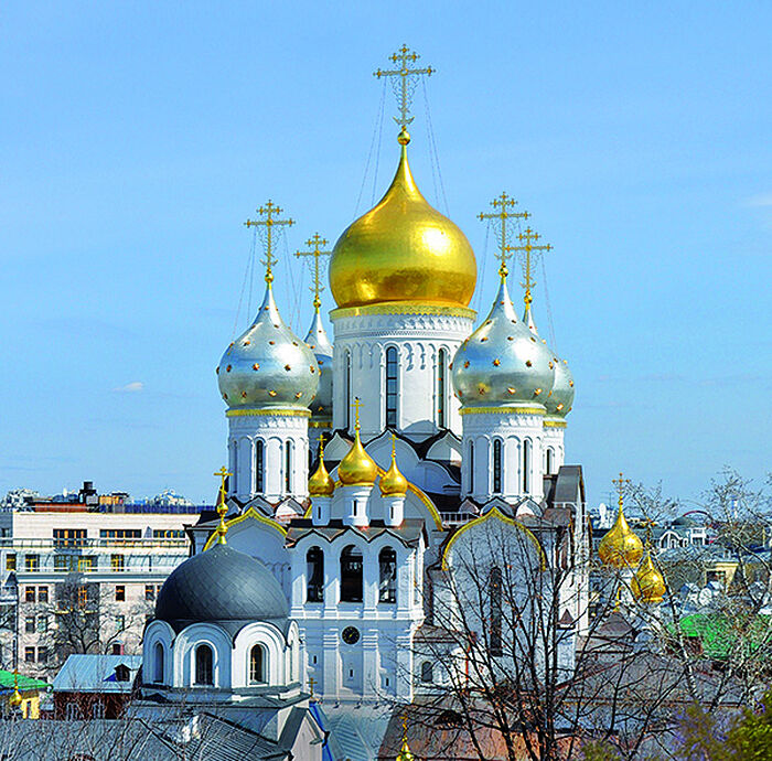 Conception Monastery. The Cathedral of the Nativity of the Most Holy Theotokos