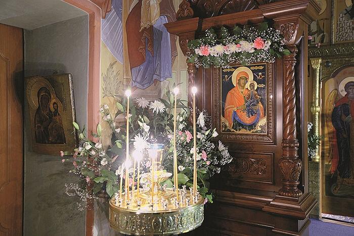 St. Anna with the Virgin Mary