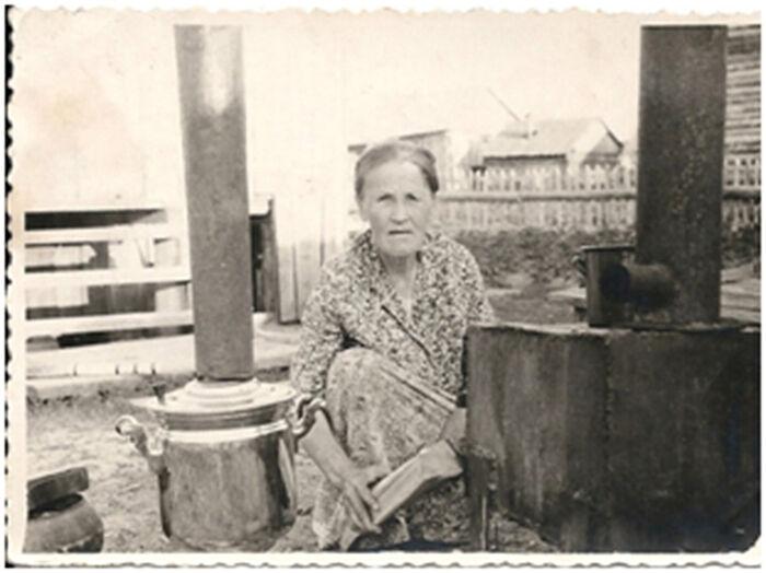 Евдокия Алексеевна Панюкова