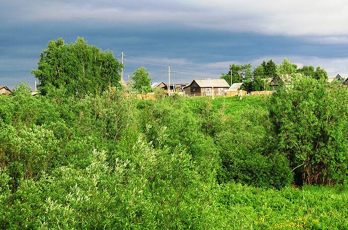 Летнее Приуральское особенно красиво