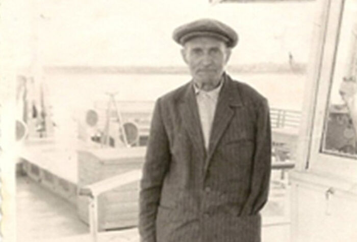 Матвей Тимофеевич Панюков