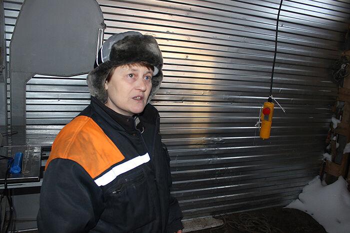 Фермер Татьяна Игнатова