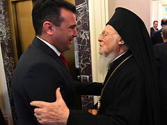 Prime Minister of North Macedonia also calls on Constantinople to grant autocephaly to Macedonian church