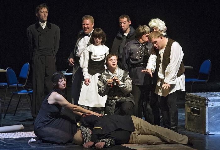 «Театр Простодушных». Болдинские драмы