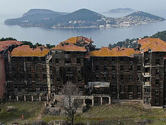 Historic Greek Orthodox Orphanage Building in Turkey Collapses