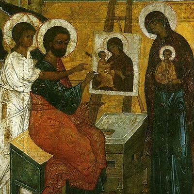 Что мы знаем о встрече Луки с Богородицей?