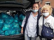 Синодальный отдел по благотворительности выделил Находкинской епархии средства на продуктовую помощь для малоимущих