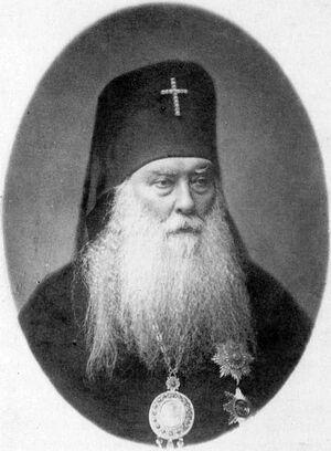 Архиепископ Херсонский и Одесский Димитрий (Муретов; † 1883)