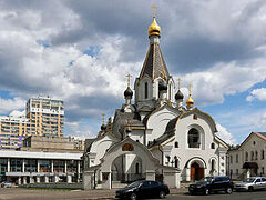 30 churches being built in Moscow this year despite pandemic restrictions
