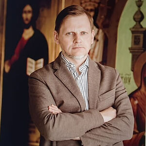 Иконописец Дмитрий Трофимов