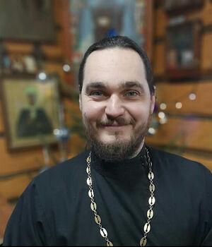 Священник Георгий Рыбаков