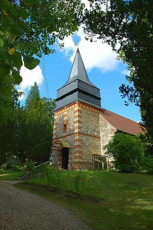 Лесненский монастырь во Франции