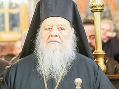 If we don't recognize North Macedonia's name, how can we recognize their autocephaly?—Greek Metropolitan of Florina
