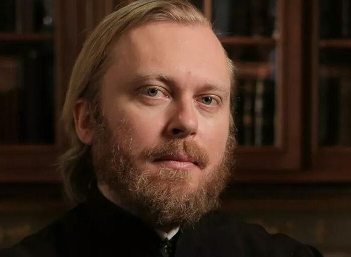 Священник Федор Лукьянов. Фото : из личного архива