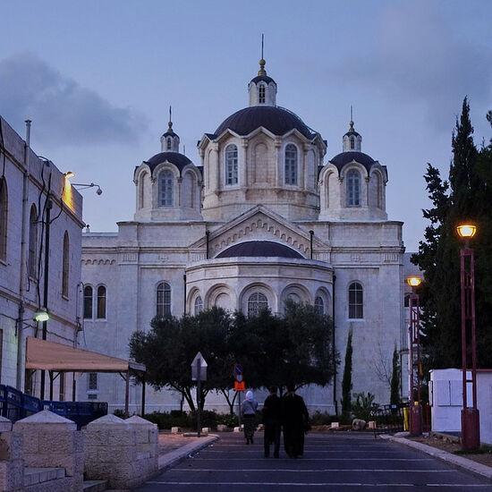 Троицкий собор в Иерусалиме