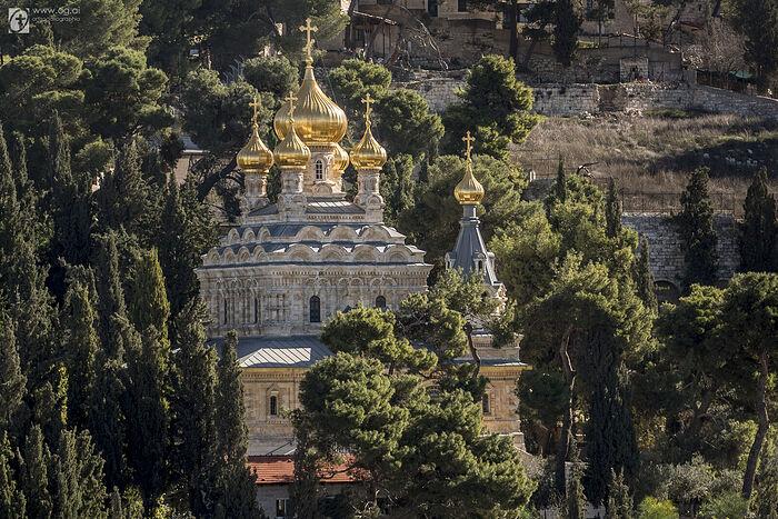 Обитель Св. Марии Магдалины в Гефсимании