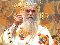 Metropolitan Amfilohije of Montenegro tests positive for COVID