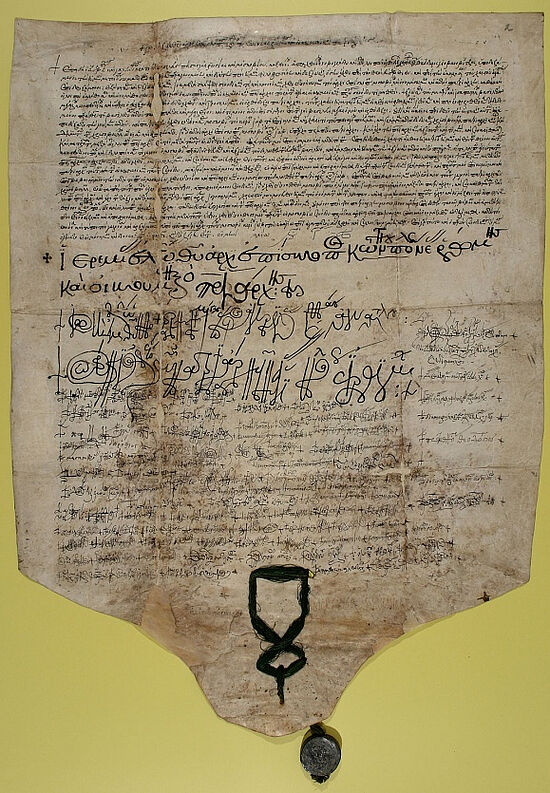 """The """"Tomosology"""" Of The Patriarchate Of Constantinople - Part 1"""