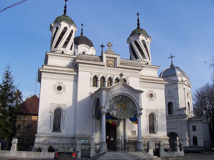 Церковь Святого Сильвестра, Бухарест