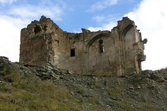 Зругский храм Успения Прествятой Богородицы, фото Феликса Киреева