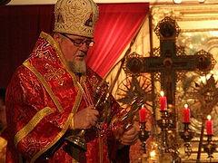 Archbishop David of Alaska (OCA) diagnosed with cancer