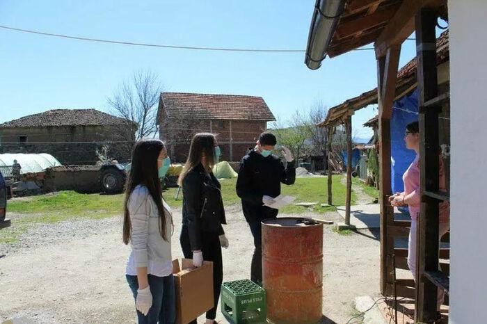 Доставка помощи от читателей Православие.Ru, Косово и Метохия