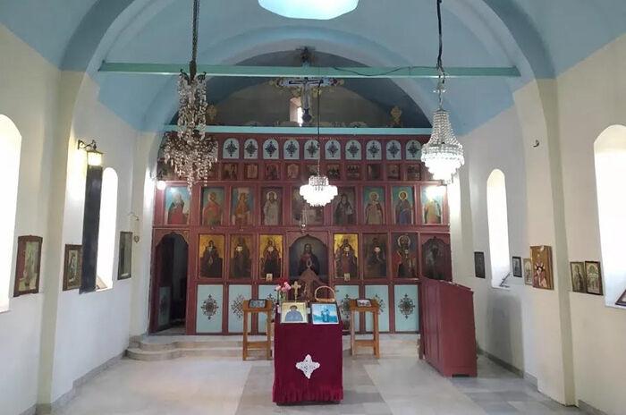 Храм св. Параскевы, с. Витина
