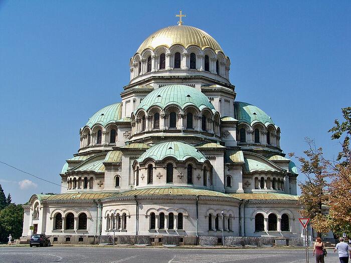 Кафедральный собор Св. Александра Невского в Софии