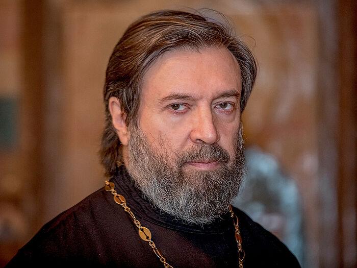Протоиерей Николай Чернышев
