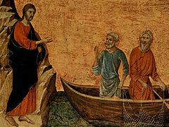 On the Miraculous Catch of Fish