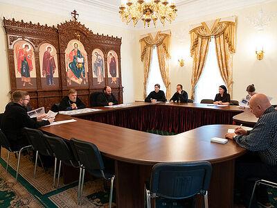 Состоялось совещание рабочей группы по реализации программы по увековечиванию разрушенных московских святынь