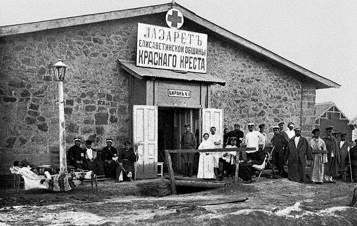 1904. Елизаветинская община. Харбин