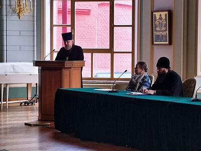 В Свято-Тихоновском университете прошла конференция, посвященная 800-летию со дня рождения благоверного князя Александра Невского