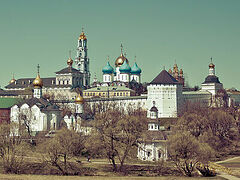 A Miracle in the Lavra