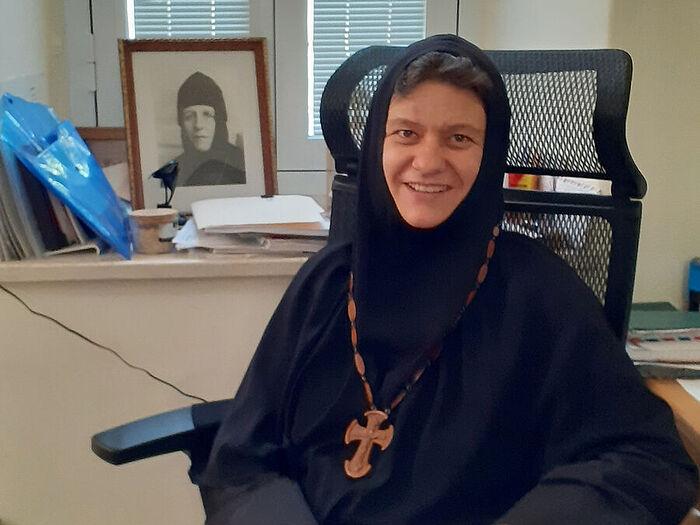 Монахиня Мария (Валль)