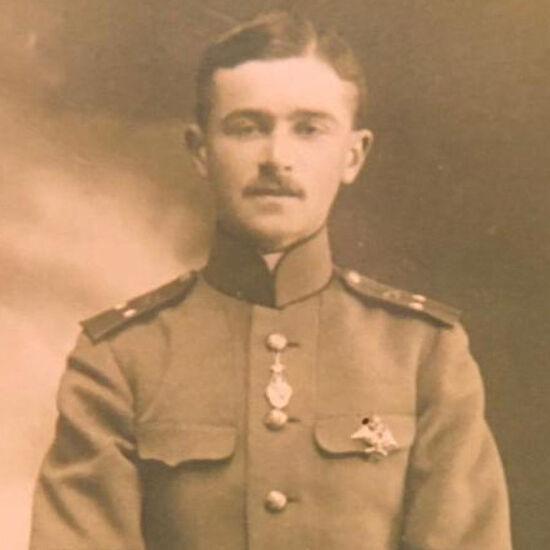 Лев Дмитриевич Мартьянов, брат бабушки