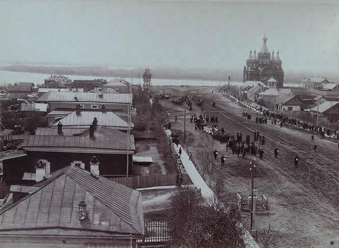 Хабаровск, конец XIX века