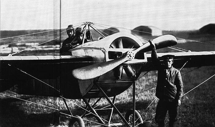 Гатчинская авиашкола, 1913