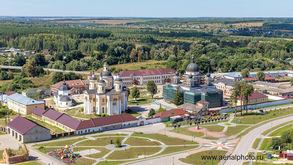 Holy Dormition Monastery. Vysha, Ryazan Province
