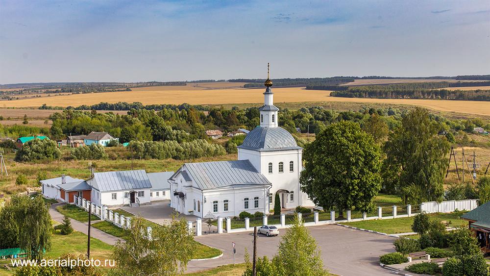 Church of the Dormition of the Most Holy Theotokos. Sebino, Tula Province