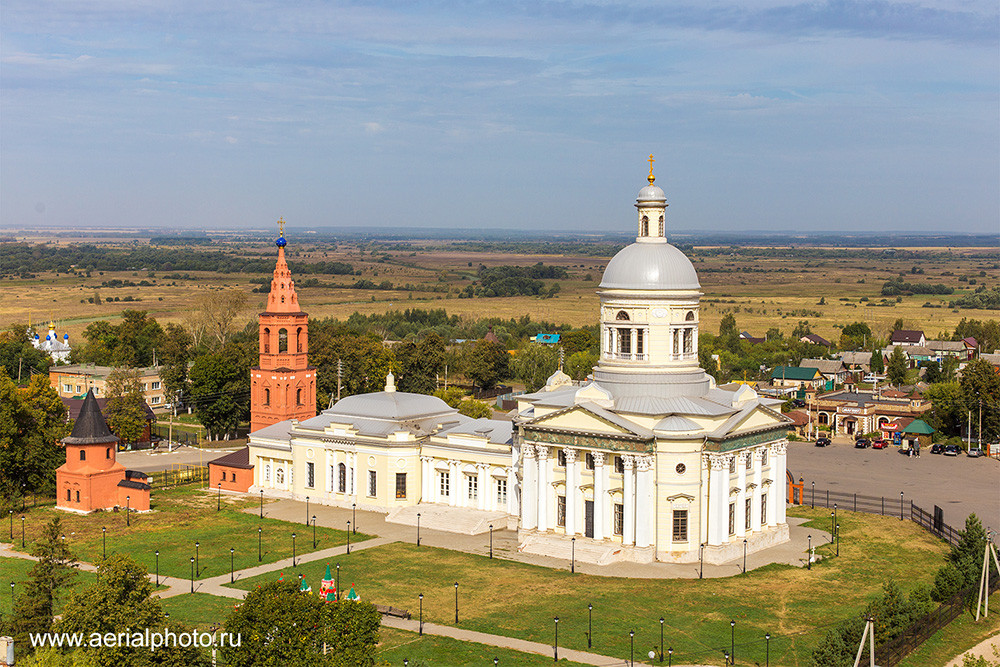 St. Nicholas the Wonderworker Cathedral. Epiphan, Tula Province